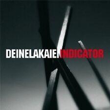 "DEINE LAKAIEN ""INDICATOR (LTD. EDITION)"" 2 CD NEU"