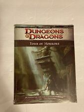 D&D 4th Edition - Tomb of Horrors, Softcover (Wizards, 2010)