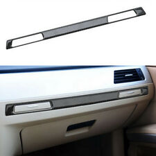 Carbon Fiber Co-pilot Water Cup Holder Cover Trim For BMW 3 series E90 2006-2011