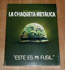 Jacke Metallic Neu Versiegelt Blu-Ray Schonbezug Belize (Ohne Offen ) R2