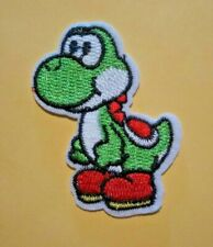 "US SELLER!!!  YOSHI  ~IRON ON PATCH~  2.0"" x 2.25"" PATCH  ~SUPER MARIO~ NEW"