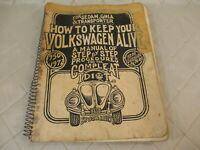 How to Keep Your Volkswagen Alive 1973 11th Printing John Muir FAIR