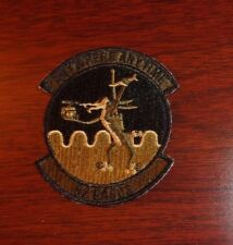 U.S.A.F. PATCH, 82ND EXP AIR SUPPORT OPS SQN, SCORPION,MULTICAM,OCP HOOK LOOP x