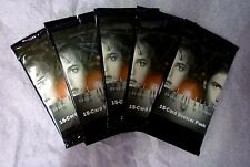 US Games X-Files Collectible Card Game 5 Sealed Booster Packs New 1996 Mulder