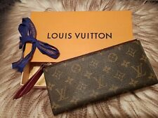 BEAUTIFUL AUTHENTIC LOUIS VUITTON ADELE MONOGRAM FUSHIA ZIP WALLET PURSE ❤❤