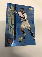 1999 Upper Deck MLS Stars #M16 - Ante Razov, Chicago Fire