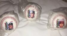 NEW! Ken Griffey, Jr., Cal Ripken, Jr., and Mark McGwire Chex Fotoball