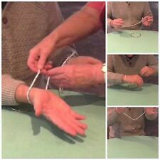 Gift Ideas. Magic Trick for All. Ring Appears on Rope (Watch Video)