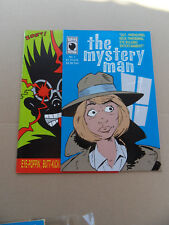 The Mystery Man 1 , 2 . Lot Complet . Slave Labor . 1988 . FN / VF