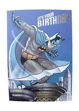 WB Batman birthday card for any age by Hallmark - 29031707