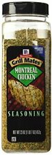 McCormick Montreal Chicken Seasoning, 23-Ounce Plastic Jars (Pack of 2)