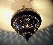 Lustre Marocain fert forgé lampe lanterne plafonnier applique luminaire orient 5