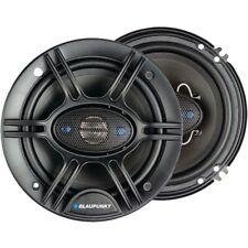 Blaupunkt GTX650 Coaxial 4-Way Speakers 6.5