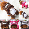 Pet Dog Cat Totoro Costume Winter Warm Sweater Hoodie Coat Puppy Apparel Clothes