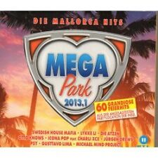 Megapark - Die Mallorca Hits 2013.1- Various - 3 CD - Neu / OVP
