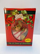 Pocket Dragons All Wrapped Up Ornament New c