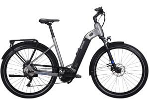 Kettler Elektrofahrrad Quadriga DUO CX10 2x625Wh RH45 E-Bike Wave Fachhändler