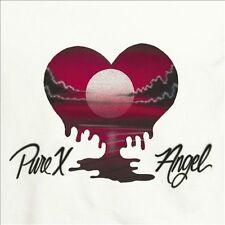 PURE X - Angel (CD, 2014, Digipak) New/Sealed, Free Shipping !!!
