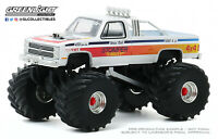 Pre-Order Greenlight Kings of Crunch Series 7 1:64 Stomper Bully 1984 Chevy C-20