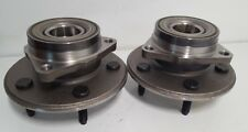 2 New Front Hub Bearings PAIR Fits 1997-2000 Ford F150 4x4 Left & Right  515017