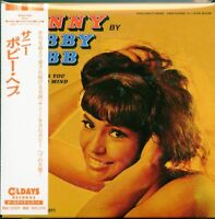 BOBBY HEBB-SUNNY-JAPAN MINI LP CD BONUS TRACK C94