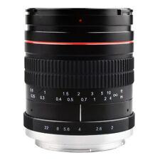 35mm F/2.0 Full Frame Prime Lens for Canon EOS 1100D 1200D 1300D 100D 200D 77D