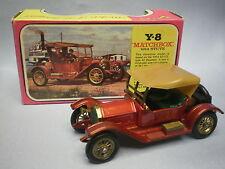 MATCHBOX MODELS OF YESTERYEAR Y-8 1914 STUTZ