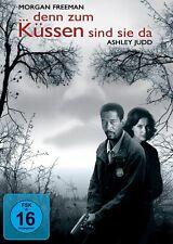 DENN ZUM KÜSSEN SIND SIE DA (Morgan Freeman, Ashley Judd) NEU+OVP