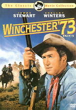 Winchester 73 - James Stewart Shelley Winters (NEW) Classic Popular Western DVD