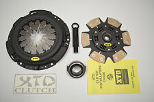 XTD STAGE 4 PADDLE CLUTCH KIT HONDA ACCORD PRELUDE H22 H23 F22 F23 (Sprung)
