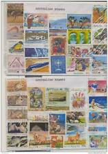 AUSTRALIAN STAMPS  VARIOUS    AUSTRALIE  TIMBRES  DIVERS   USED  OBLITERES