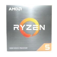 AMD Ryzen 5 5600X Desktop Processor (4.6GHz, 6 Cores, Socket AM4) FAST SHIPPING