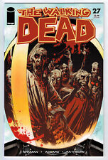WALKING DEAD #27 9.2 1ST GOVERNOR HIGH GRADE 2006 WHITE PAGES