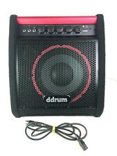 "ddrum DDA50 Speaker Electronic Percussion Amp 50 Watt 10"" Woofer 2.5"" Tweeter"