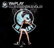 Weplay Club Essentials Vol.1 von Various | CD | Zustand neu