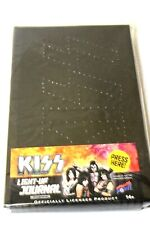 Kiss Light-Up Journal Gene Simmons Ace Frehley Paul Stanley Peter Criss NEW