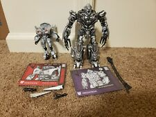 Studio Series Sideswipe 29 Megatron 54 lot Transformers Hasbro Movie DOTM