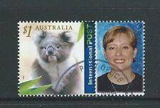 AUSTRALIA 2001 INTERNATIONAL MAIL SG2061 FINE USED