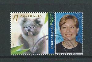 Australie 2001 International Courrier SG2061 Très Bien Utilisé