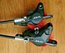 2 x Shimano Deore SLX BR-M7000 Hydraulic Disc Brake Caliper 2 pot XT