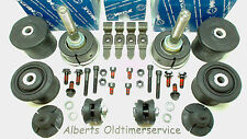 Mercedes W126 C126 Coupe Reparatursatz Bremsabstützung Vorderachse beidseitig