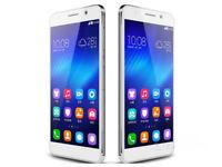 "Huawei SmartPhone Honor 6 Unlocked 3GB+16/32GB 5.0"" Dual SIM 8 Core Android 4.4"