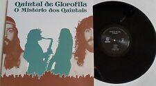 LP QUINTAL DE CLOROFILA O Mistério Dos Quintais (Re) Granadilla Music GM 204CC4