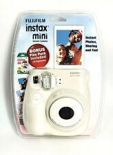 Fujifilm instax mini 7S Medium Format Instant Film Camera White NEW