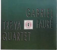 Treya Quartet-Plays Gabriel Faure-CD-Jazz Meets Classique (CD)