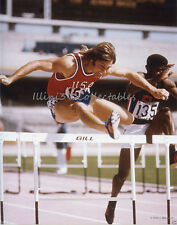 Bruce Jenner 1976 Montreal Olympic Decathlon Usa Track And Field 8X10 Photo