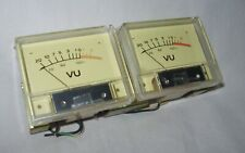 (2) TEAC A-3300SX / A-2300SX Reel to Reel Tape Player - VU METERS P/N 51650280