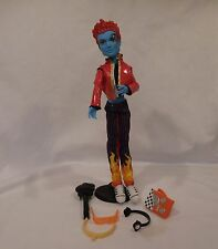 2010 Monster High Holt Hyde 1st Original Wave Edition Super Rare