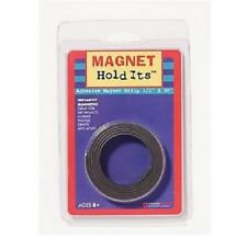 """Dowling Magnets® Magnet Strip With Adhesive, 1/2"""" x 30"""" (735002)"""