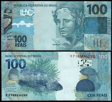 BRAZIL 100 REAIS (P257f) 2010 UNC